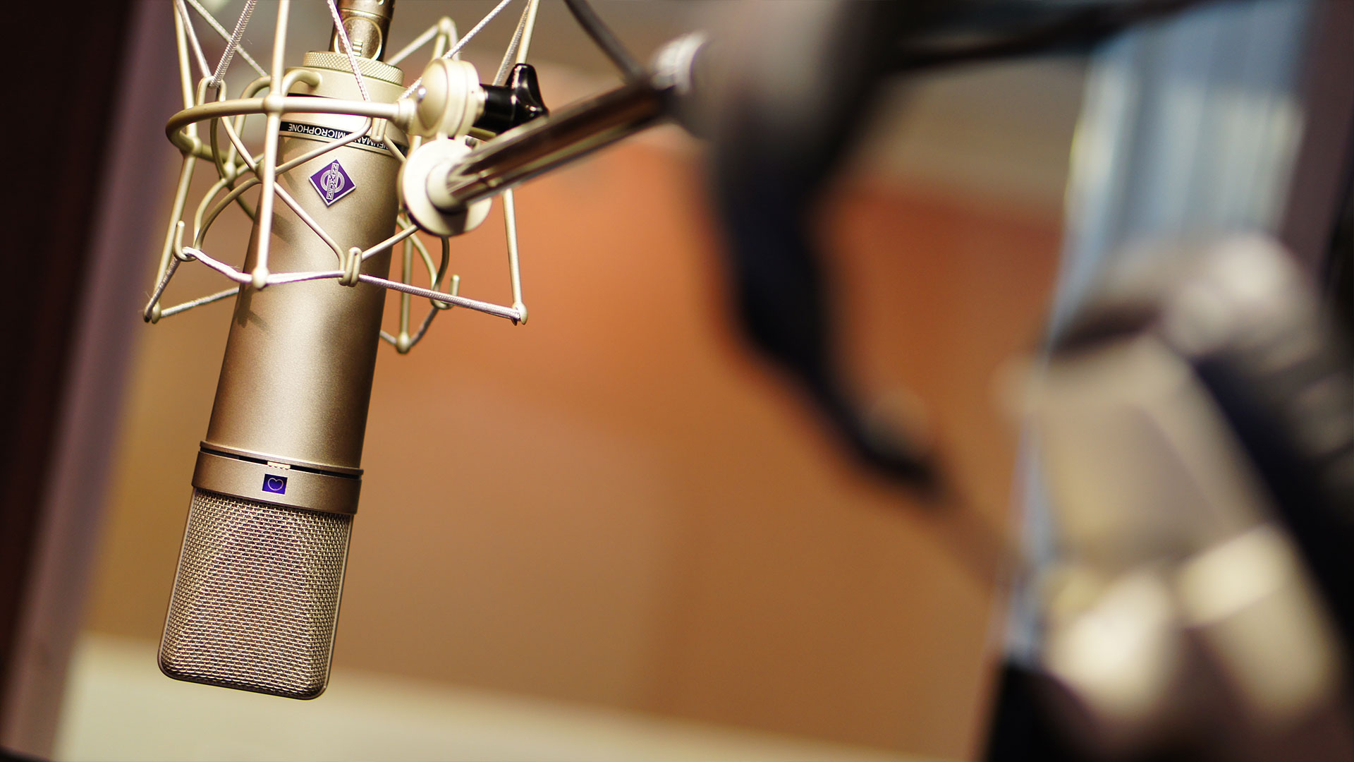 Vocal Booth Voiceover Recording Studio Audio Post Production London Wimbledon