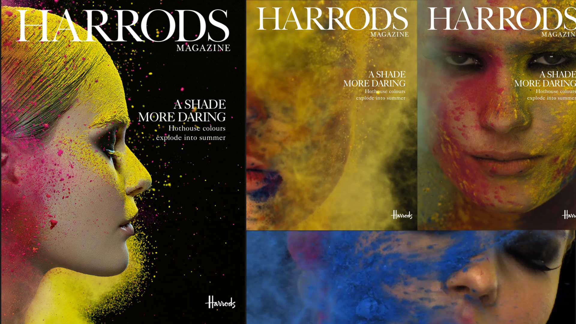 Harrods Magazine Sound Design