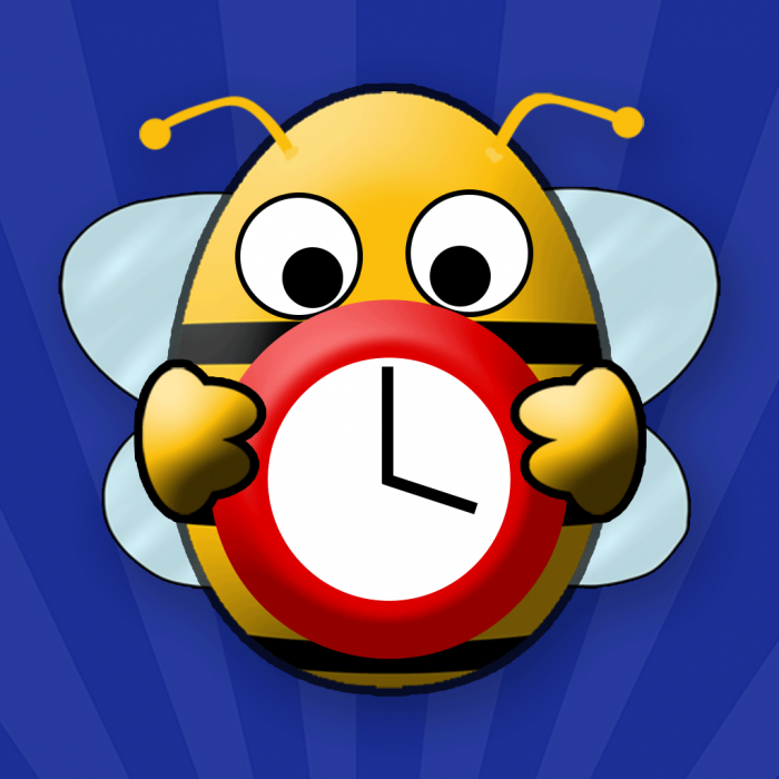 App Icon Large BuzzTimer 700x700 apps  | Audio Post Production, Sound Design, Dubbing, Mixing , Voiceover and Recording Studio in London
