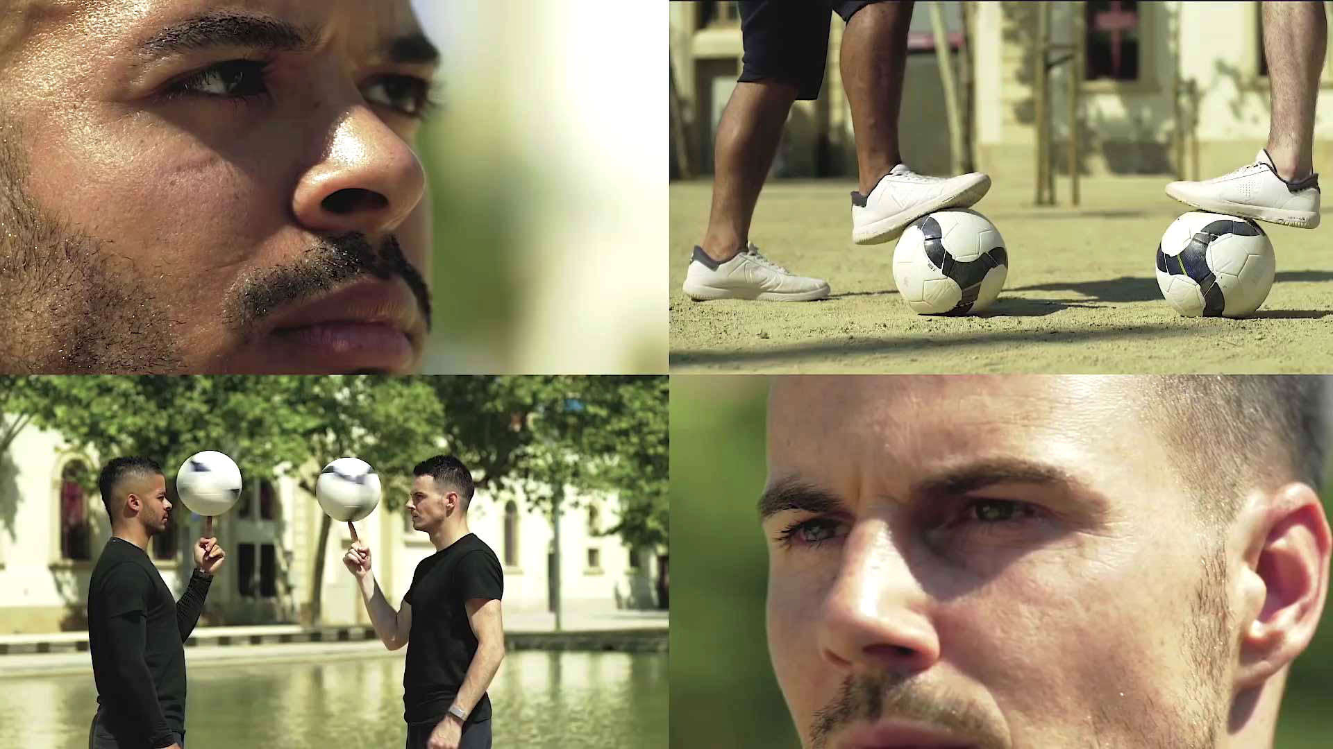 Huawei Advert with the F2 Freestylers
