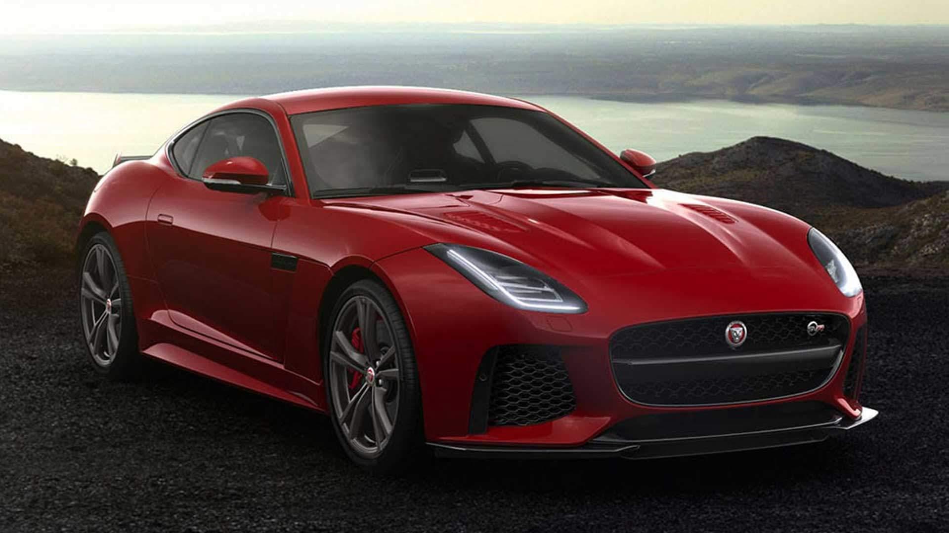Amazing Jaguar F Type