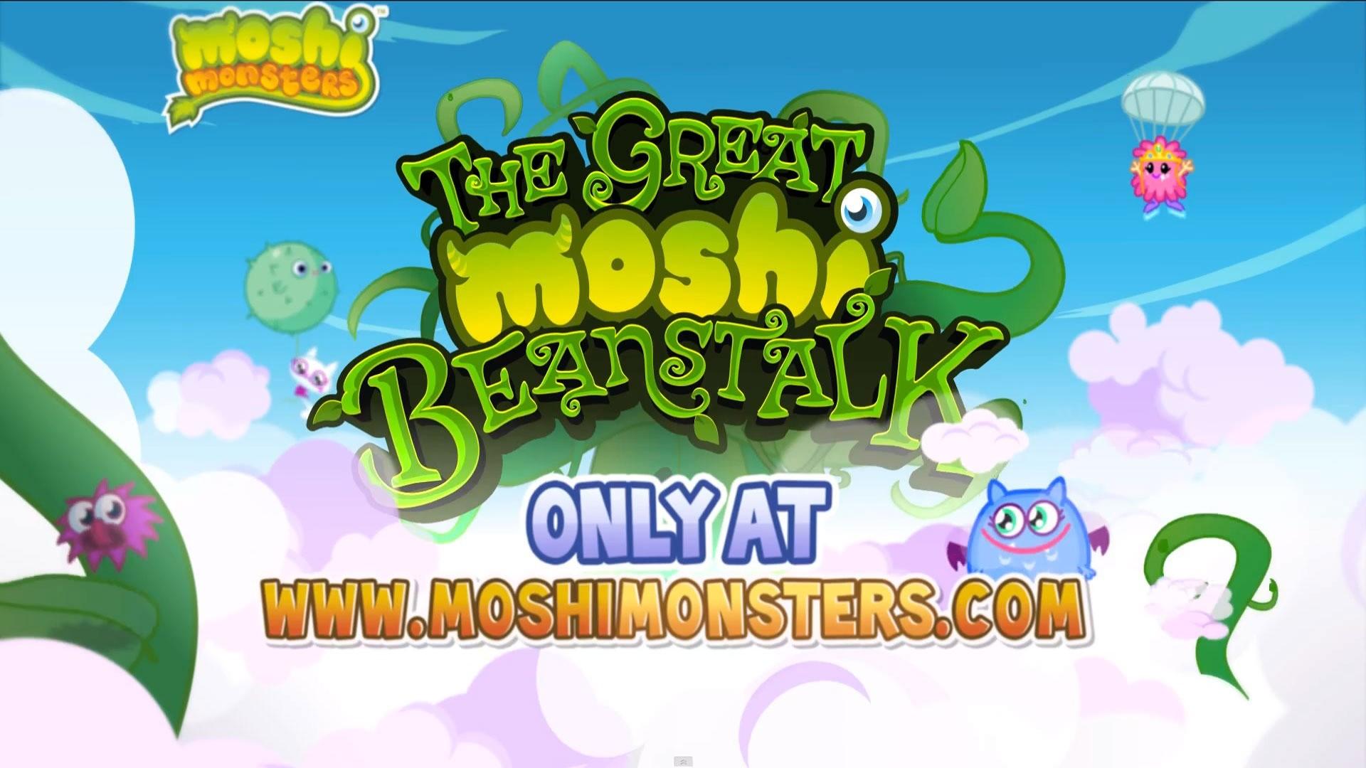 The Great Moshi Beanstalk
