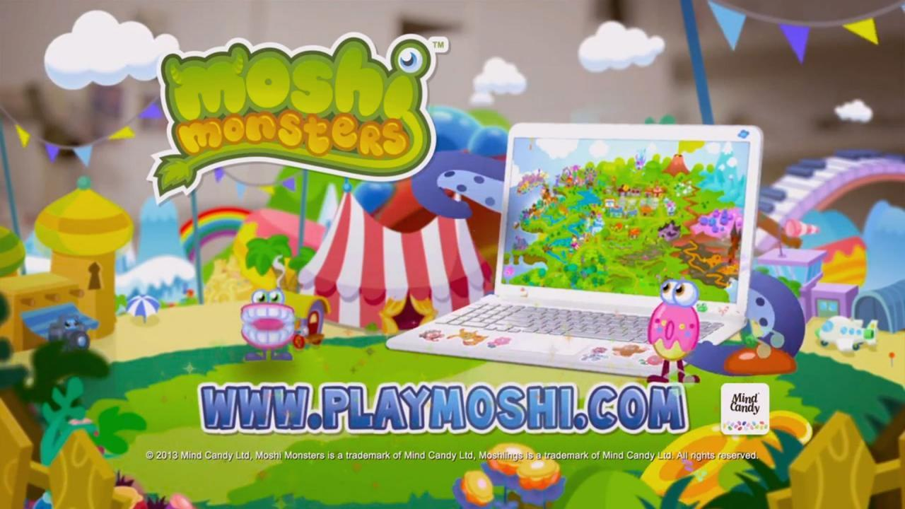 Play Moshi TV Ads