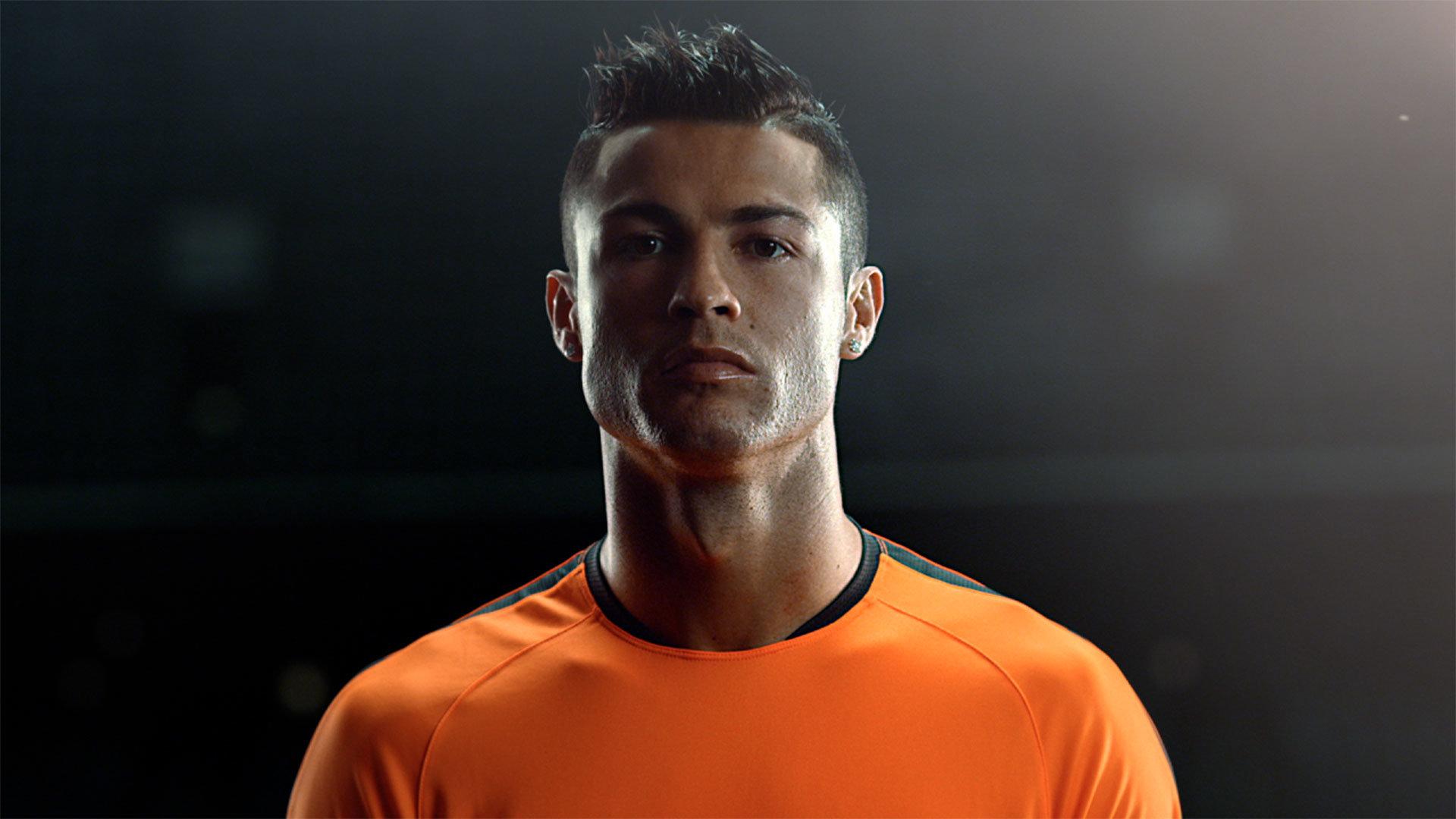 Ronaldo – Give Blood Campaign