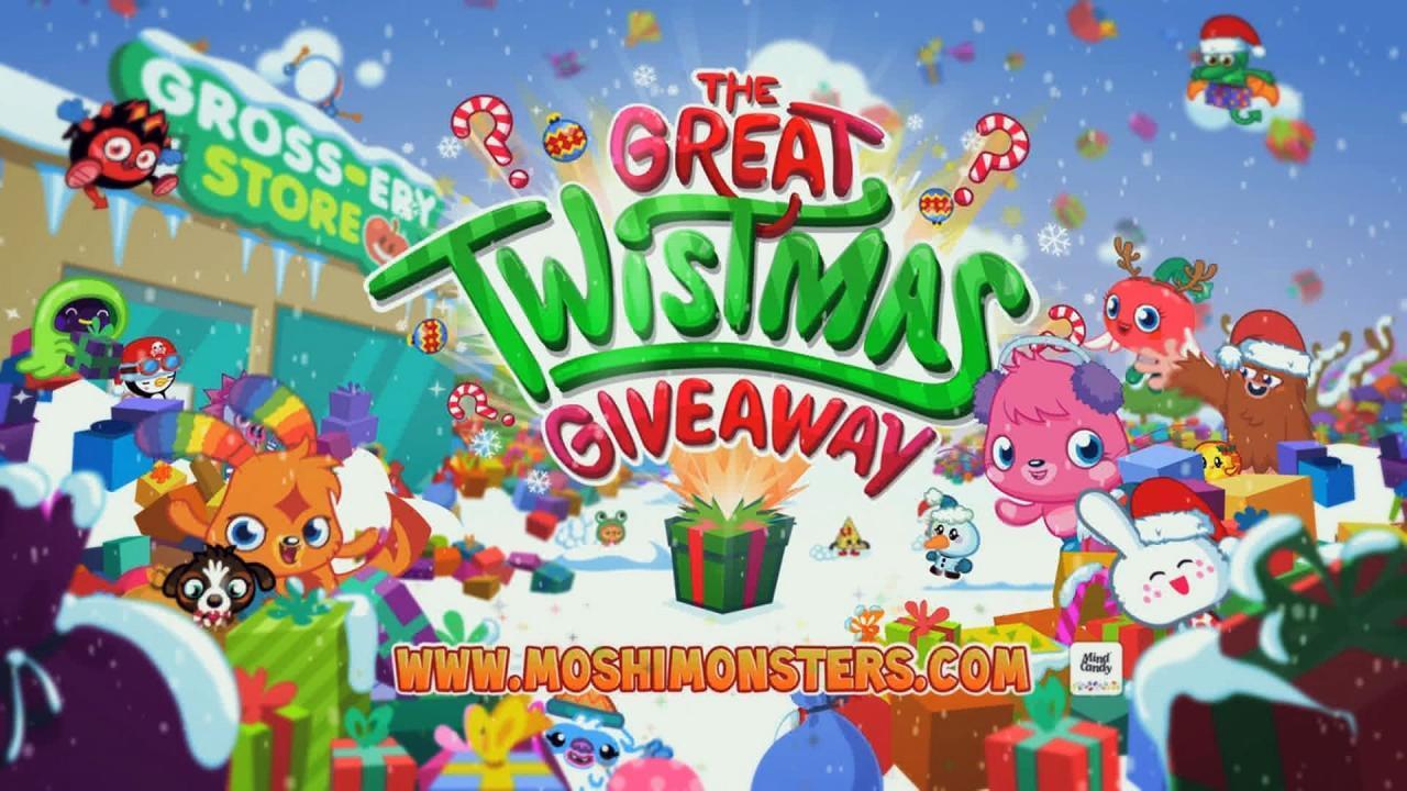 Moshi Twistmas Giveaway